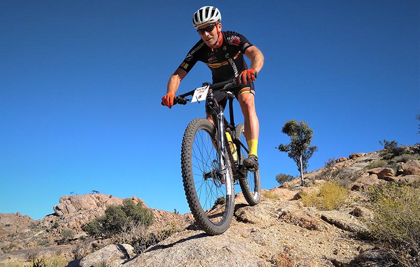 Klein- Aus Vista Mountainbike Challenge 2020 Hans Du Toit