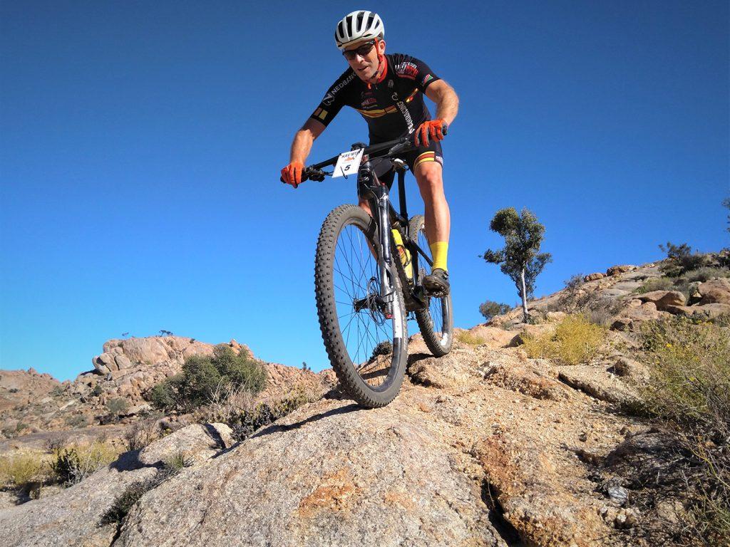 Klein-Aus Vista Mountainbike Challenge 2020 Hans Du Toit