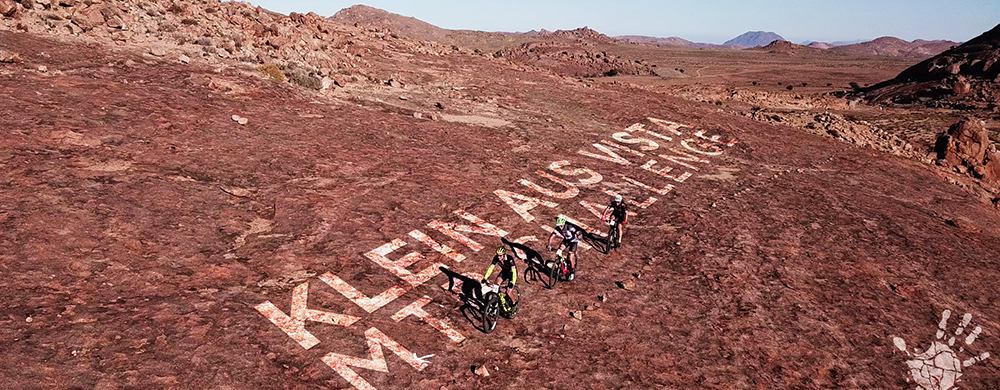Klein-Aus Vista Mountain Bike Challenge, Namibia