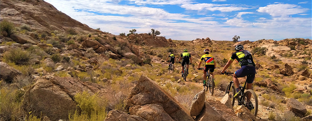 Klein-Aus Vista Mountain Biking, Namibia