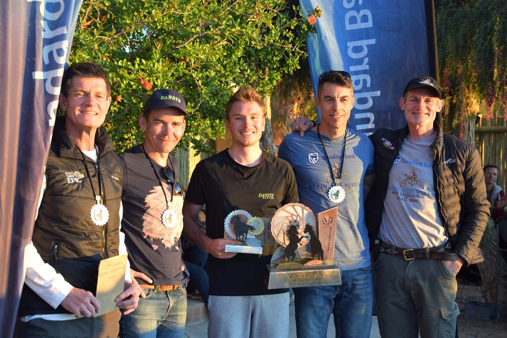 Klein-Aus Vista Mountainbike Challenge 2020 Ultra Marathon Finishers